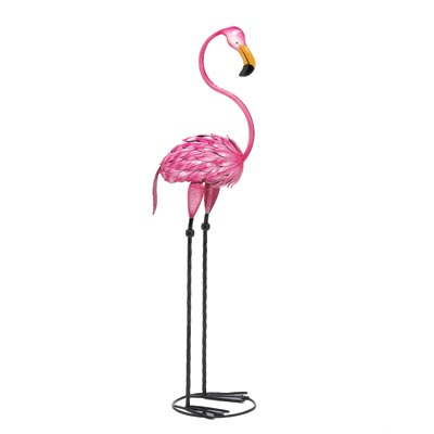 Flamingo Motif We Have Flamingo Motif Garden Decor Like