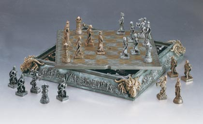 Collectible Chess Set Go Shopping For Collectible Chess